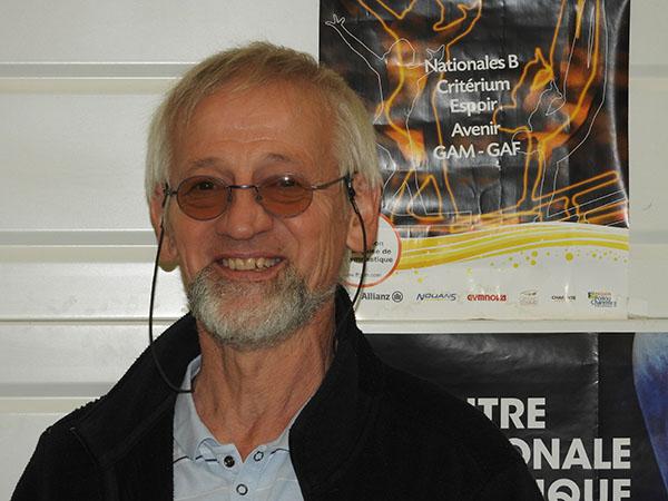 Gérard GRANGUILLOTTE