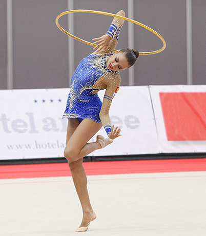 La Gymnastique Rythmique